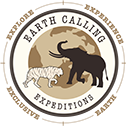 Earth Calling Logo